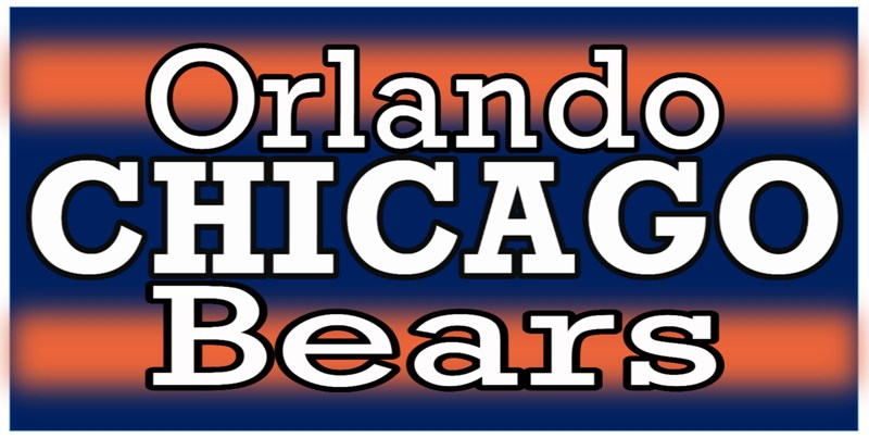 Orlando Chicago Bears
